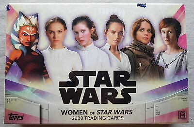 Topps Star Wars Mujer Of Star Wars 2020 Hobby