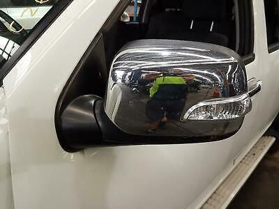 Chrome For Holden Colorado RC 08~12 LH LHS Left Electric Door Mirror Type 1