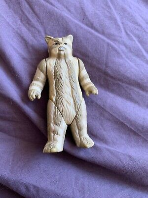 "1 Supplied Ewok Logray Star Wars Loose 3.75/"" Action Figure Vintage"