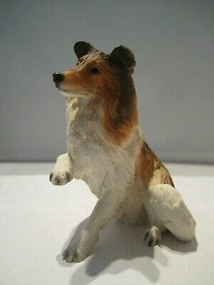 Beagle dog figure Castagna hand made Italy figure with certificate ornament new