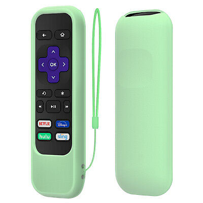 Replacement Remote Control Stick (Green Case) for Roku Streaming Player