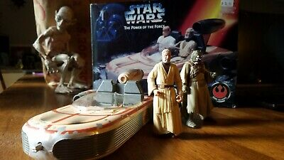Landspeeder 1995 STAR WARS Power of the Force POTF MIB #2
