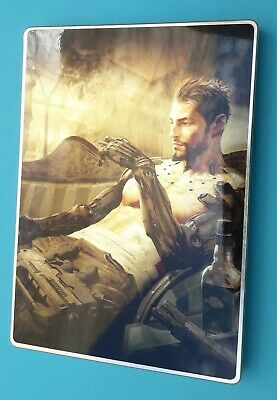 Steelbook Deus Ex Human Revolution. G1 No game Included. Ps3