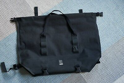 Chrome Industries Urban Ex Rolltop Tote 40L Courier Backpack Laptop Commuter Bag