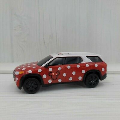 Disney Parks GM Chevy Licensed Minnie Van Toy Cars