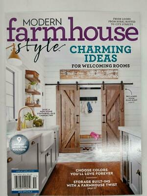 Modern Farmhouse Style Summer 2020 Country Living Sampler Cottage Journal Fall0 4 99 Picclick