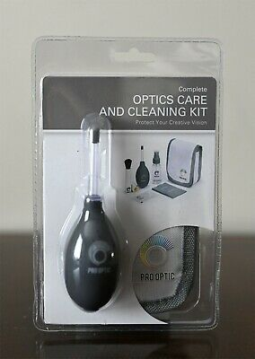 ProOPTIC Complete Camera Lens Cleaning Kit
