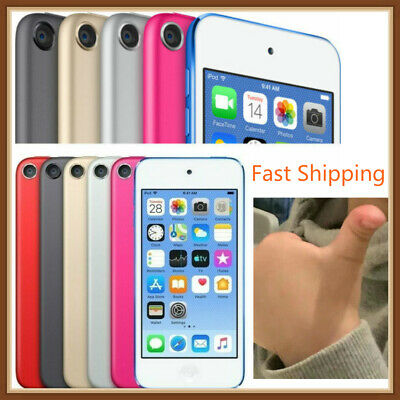 New Apple iPod Touch 6th Generation 16GB 32 GB 64 GB 128 GB MP3 MP4 Video Player