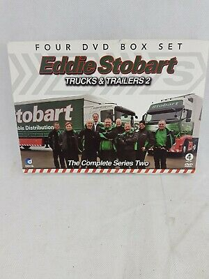 Eddie Stobart - Trucks and Trailers: The Complete Series 2 DVD (2012) ex con