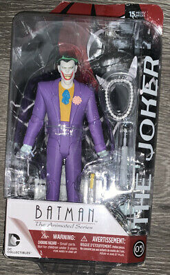 The New Batman Adventures Animated Series The Joker DC Collectibles MWOB
