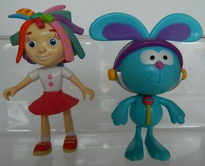 Cbeebies Moon and Me Set Of 5 Large Plastic Cake Toppers BRAND NEW UK STOCK