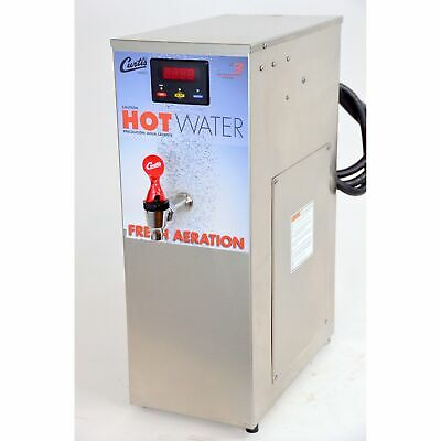 Wilbur Curtis 5.0 Gal. Electric Hot Water Dispenser with Aerator WB5GT63000