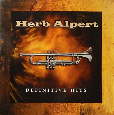 Herb Alpert - Definitive Hits (CD 2001 A&M Records) Near MINT