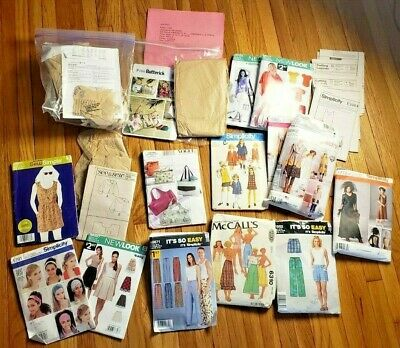 Mixed Lot from the Estate of a Former Professional Seamstress ~ Great Collection