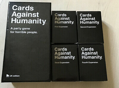 Cards against humanity Period Expansion pack. Genuine Expansion