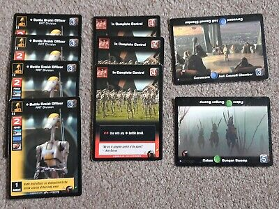 Star Wars Young Jedi collector cards