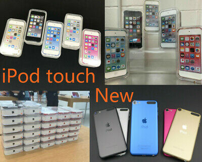Apple iPod Touch 5th 6th 7th Generation 16GB 32GB 64GB 128GB 256GB sealed - NEW