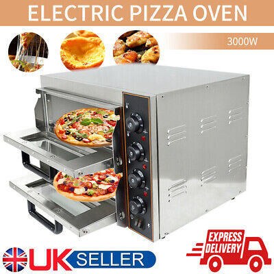 2020 Popular Commercial  Electric Baking Bread Pizza Oven 750*650*450mm-BRE