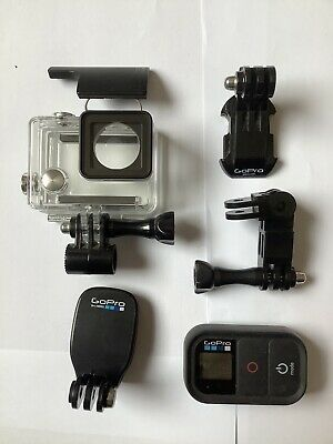 Official Bundle GoPro Wireless Remote Original ARMTE-001 Housing Casing