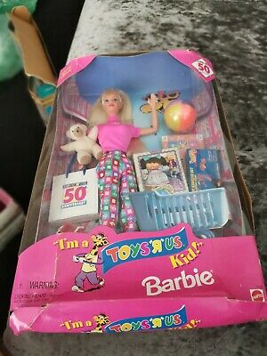 Barbie Doll- Toys r Us- Official 50th Anniversary Edition