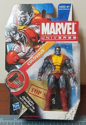 "2009 #013 Marvel Universe 3.75/"" Colossus Series 2 NIP!"