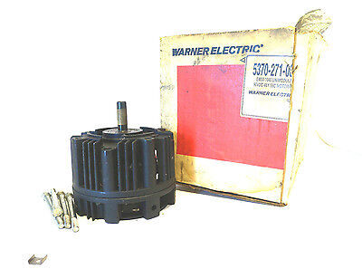 New Warner Electric 5370-271-005 Clutch Motor Um 50-1040 5370271005