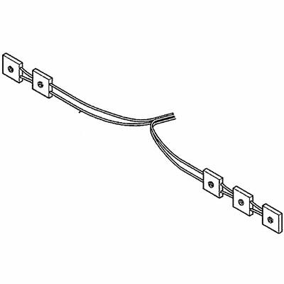 Frigidaire 318232669 Range Igniter Switch and Harness Assembly Genuine OEM part