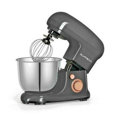 Laptronix Stand Mixer 1300W Electric 6 Speed 5L Mixing Bowl Dough Beater Blender