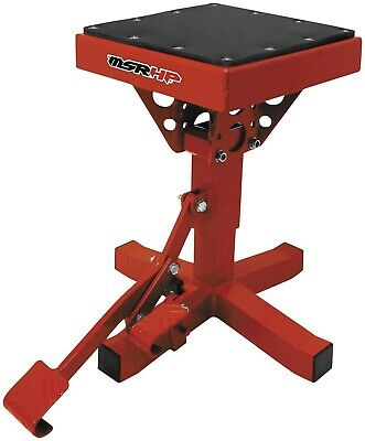 MSR 92-4013 Pro Lift Stand Red
