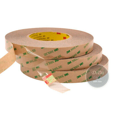 (5-50mm)3M 300LSE Super Sticky Adhesive Double Sided Tape cell phone repair