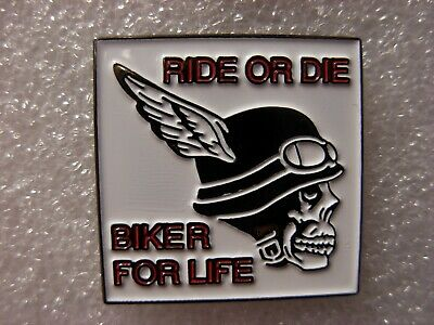 B*TCH METAL PIN BADGE BIKER SCOOTER LAPEL #0021