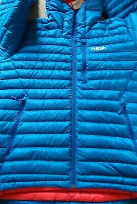 New Rab Down Jacket £195 RRP | in