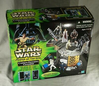 Star Wars Vintage Collection QTY 2 CARBON FREEZING CHAMBER In Case PRE-ORDER