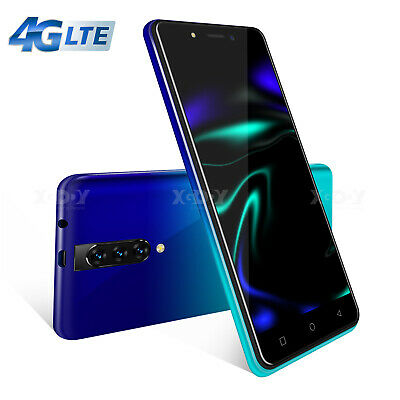 4G 3G Unlocked Smartphone Android 16GB Mobile Smart Phone Dual SIM Phablet Cheap