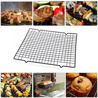 1PCS Nonstick Wire Cookie Baking Cooling Rack Frying Bread Cake Grid Tray