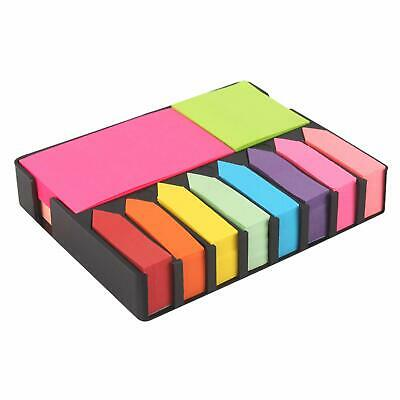 Stationery Assorted Girls 5 Page Flags-Sticky Notes-Erasers-Note Pad Lot Of 48