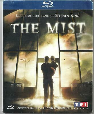 THE MIST ; Stephen King - EDITION STEELBOOK  BLU RAY NEUF SOUS BLISTER