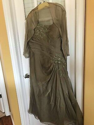 Mother Of The Bride Dress Size 18