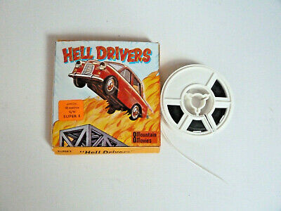 Hell Drivers super 8mm cine film