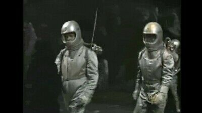 Columbia Pictures B&W super 8mm cine 'Battle In Outer Space'1959 Ishiro Hon