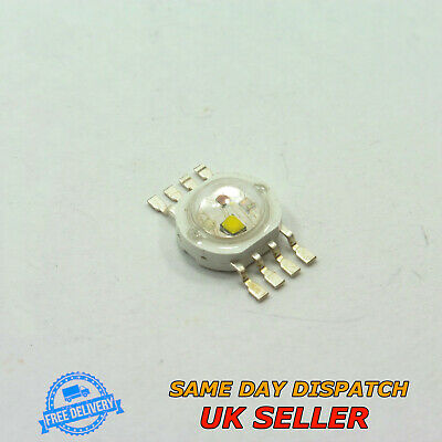 High Power Epistar Chip 3W LED Cold White Bulb Diodes Lamp Beads 3.2-3.4V #Y15