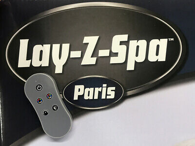 Lay Z Spa Paris Bali Led Light Remote Control