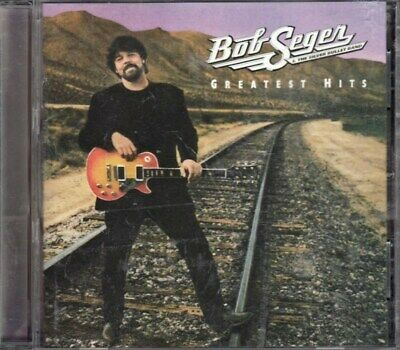 Bob Seger & The Silver Bullet Band -- Greatest Hits-- CD w/14 Trks*