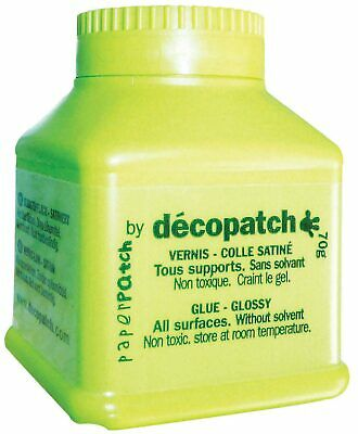 Decopatch PP70 Paperpatch Varnish Glue 70G - Gloss