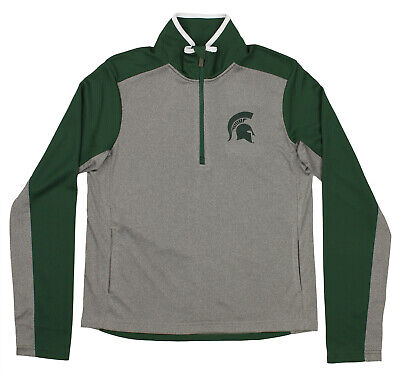 Outerstuff NCAA Youth Texas State Bobcats Performance 1//4 Zip Hooded