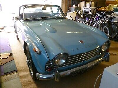 Triumph Herald 1200 Convertible fast road 1500 with overdrive Magazine featured.