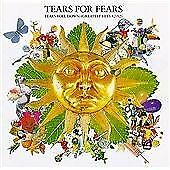 Tears for Fears, Tears Roll Down (Greatest Hits 82-92) CD New but Not Sealed