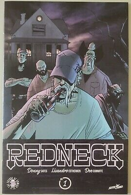 Choice Issues Main Covers Image Comics 2017-18 Redneck #1 2 3 4 12-16
