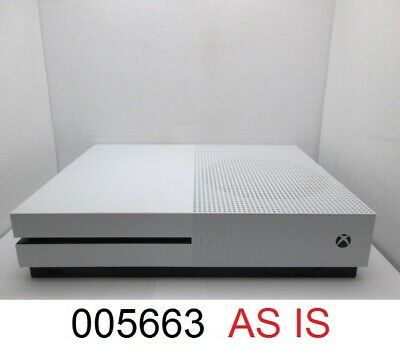 Microsoft Xbox One S 1681 500GB Video Game Console - White - Free Shipping