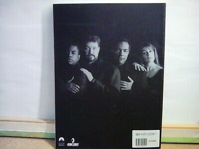 Star Trek The Next Generation The Continuing Mission - Large Softcover
